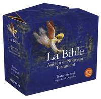 La Bible, Livre audio 10 CD MP3