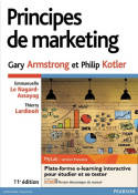 Principes de marketing, Pack Premium FR : Livre + eText + MyLab | version française - Licence étudiant 12 mois