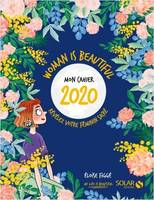 Mon cahier 2020 woman is beautiful