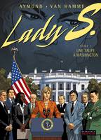 5, Lady S. - Tome 5 - Une taupe à Washington