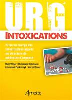 URG' INTOXICATIONS - PRISE EN CHARGE DES INTOXICATIONS AIGUES  EN STRUCTURE DE MEDECINE D'URGENCE