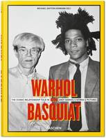 WARHOL ON BASQUIAT. ANDY WARHOL'S WORDS AND PICTURES - WARHOL, JEAN-MICHEL BASQUIAT  INT