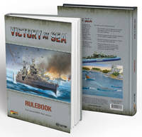 Victory at Sea Rulebook (hardback)