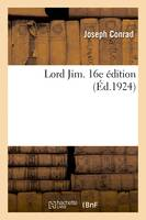 Lord Jim. 16e édition