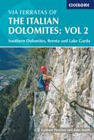 VIA FERRATA OF  ITALIAN DOLOMITES VOL 2 SOUTHER