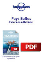 Pays Baltes - Excursion à Helsinki