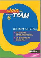 JOIN THE TEAM 6E 2006 - CDROM ELEVE