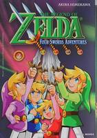 2, The legend of Zelda, Four swords adventures, 2