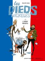 2, Les Pieds Nickelés - Tome 02, Le Candidat providentiel