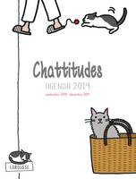 Chattitudes agenda 2019, Tendrement.Joyeusement. Follement chat !