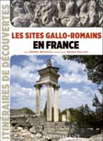 Les sites gallo-romains en france