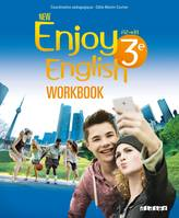 New Enjoy English 3e  (éd.2015) - Workbook - version papier