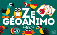 jeu de construction ze géoanimo blocks