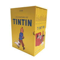 COFFRET INTEGRAL TINTIN (2018)