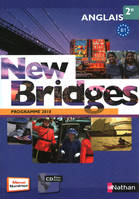 New Bridges 2e + CD audio - Manuel Grand format (2010)