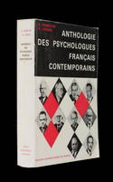 Anthologie des psychologue français contemporains