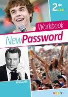 New Password, Workbook Anglais 2de