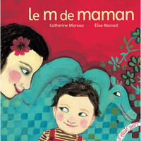 LE M DE MAMAN (VERSION BROCHE)