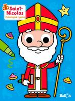 Saint-Nicolas Coloriages rigolos