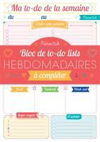 Ma to-do list de la semaine Mémoniak 2019