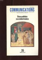 COMMUNICATIONS n°35: SEXUALITES OCCIDENTALES