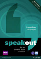 Speakout Starter. Students' Book (with DVD / Active Book), Elève+DVD