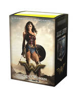 63×88 mm - Standard Poker US - Matte - Wonder Woman - Sleeves