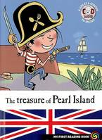 Feather the pirate, 2, THE TREASURE OF PEARL ISLAND + CD, Volume 2, The treasure of Pearl Island !