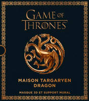 Game of thrones / masque Targaryen