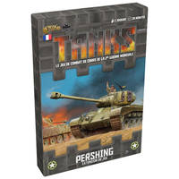 TANKS - BLISTER - USA - PERSHING