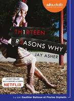 13 reasons why, Livre audio 1CD MP3
