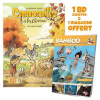 Camomille et les chevaux - tome 05 + Bamboo mag offert, Une superbe balade