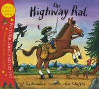 The Highway Rat - Picture Book And Cd Set