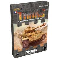 TANKS - BLISTER - ALLEMANDS - PANTHER