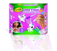 Colour'n Wash Mes Animaux à colorier kit 1