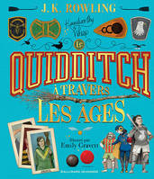 Le Quidditch à travers les âges, Version illustrée