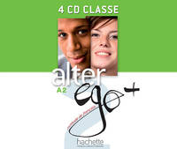 Alter Ego + 2 : CD audio classe, Alter Ego + 2 : CD audio classe