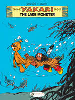 Yakari - volume 16 The Lake Monster