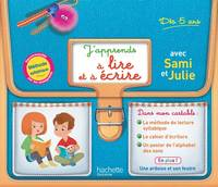 Sami Et Julie Cartable J'apprends a lire