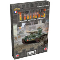 TANKS - BLISTER - COMMONWEALTH - COMET