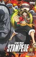 One Piece Anime comics - Stampede - Tome 01, Anime comics