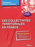 N.87 COLLECTIVITES TERRITORIALES EN FRANCE 4E EDT