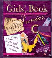 Girls' Book Junior, tout ce qu'elles adorent de 6 à 9 ans !