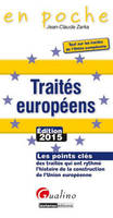 TRAITES EUROPEENS 2015-2016 - 2EME EDITION