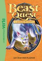 Beast Quest 44 - Le chat des plaines