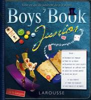 Boys' book junior