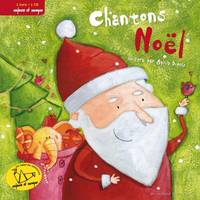 Chantons Noël (Livre + CD)