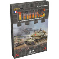 TANKS - BLISTER - RUSSES - IS-2