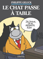 Tome 19 : Le chat passe à table