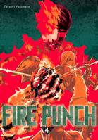 4, Fire punch